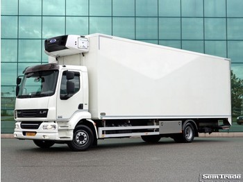 DAF LF55.210 EEV AIRCONDITIONING HEIWO BOX CARRIER SUPRA 550 TOP CONDITION - refrigerator truck