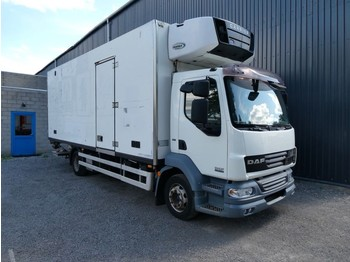 DAF LF55 220 CARRIER SUPRA MULTITEMPERATURE EURO 5 3 ROOMS/CHAMBRES 4 STUCK/PIECES - refrigerator truck