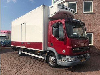 DAF LF 45.180 4X2 MIT THERMOKING KUHLKOFFER TUV 03-2020 - refrigerator truck