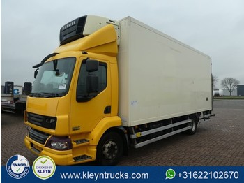 Refrigerator truck DAF LF 55.220 11.9t manual carrier