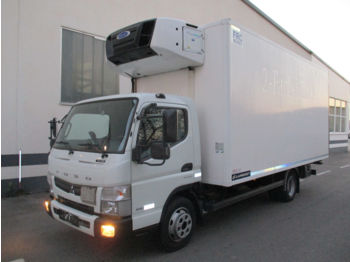 Refrigerator truck FUSO Canter 7C18 Kühlkoffer LBW Euro6 Carrier