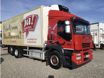 Refrigerator truck IVECO Stralis 420