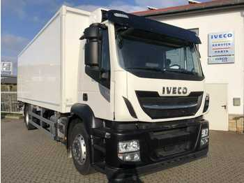Iveco AD190S31/FP Kühlkoffer Carrier Xarios 600 + LBW  - refrigerator truck