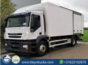 Refrigerator truck Iveco AT190S42 STRALIS carrier supra 850