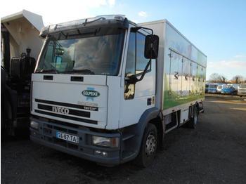 Refrigerator truck Iveco Eurocargo 120E18