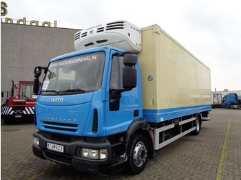 Iveco Eurocargo 120E22 + Manual + Thermo King - refrigerator truck