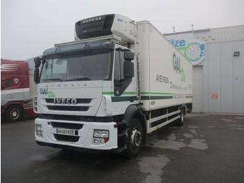 Refrigerator truck Iveco Stralis 310 - multitemp