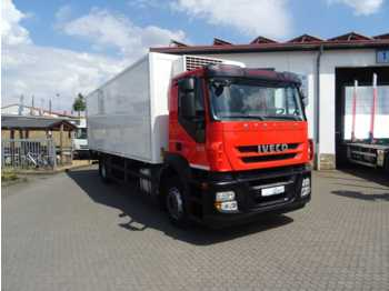 Iveco Stralis AD190S31 Kühlkoffer+LBW Thermo King  - refrigerator truck