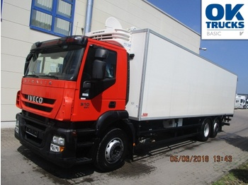 Refrigerator truck Iveco Stralis AD260S31Y/FSCM
