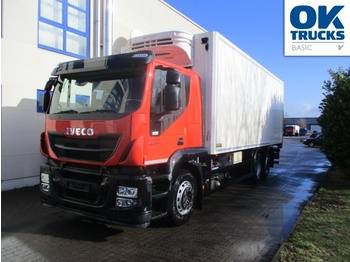 Refrigerator truck Iveco Stralis AT260S46Y/FSCM