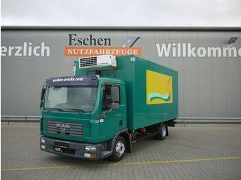 Refrigerator truck MAN TGL 7.180 BL Kühlkoffer Thermo King V-500 Max