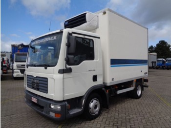 Refrigerator truck MAN TGL 8.150 + Manual + Carrier MXL 1550: picture 1