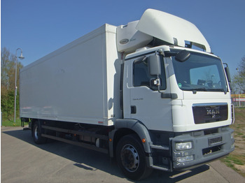 Refrigerator truck MAN TGM 18.250 4x2 LL CARRIER SUPRA 950 KLIMA LBW Tr