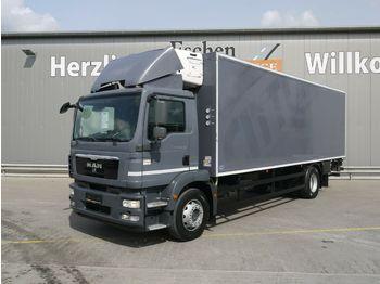 Refrigerator truck MAN TGM 18.250 LL Multi-Temp*Carrier 950*Diesel/Netz