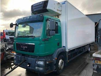 Refrigerator truck MAN TGM 18-250 MOTOR DEFECT