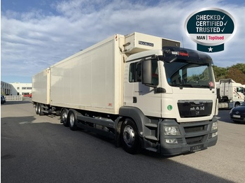 Refrigerator truck MAN TGS 26.440 6X2-2 LL: picture 1