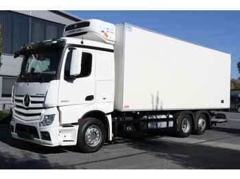Refrigerator truck MERCEDES-BENZ ACTROS 2540: picture 1
