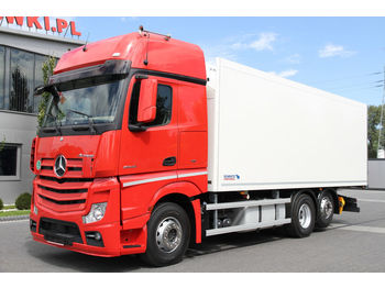 Refrigerator truck MERCEDES-BENZ ACTROS 2542 E6 REFRIGERATOR THERMOKING TS-200e: picture 1