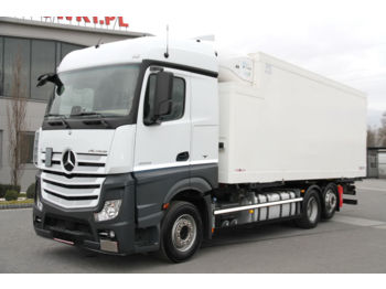 Refrigerator truck MERCEDES-BENZ ACTROS 6x2 2543 BDF E6 REFRIGERATOR THERMOKING LIKE NEW! 100 000