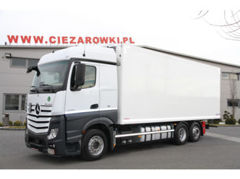 Refrigerator truck MERCEDES-BENZ ACTROS 6x2 2543 BDF E6 REFRIGERATOR THERMOKING LIKE NEW 120 000