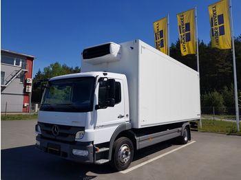 Refrigerator truck MERCEDES-BENZ ATEGO 1218