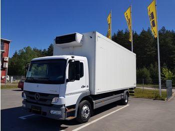Refrigerator truck MERCEDES-BENZ ATEGO 1218 (4 units)