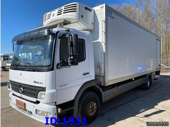 Refrigerator truck MERCEDES-BENZ ATEGO 1523 Thermoking Multitemp: picture 1