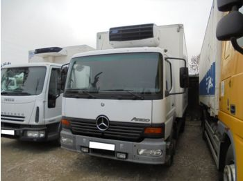 Refrigerator truck MERCEDES-BENZ Atego 1217: picture 1