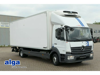 Refrigerator truck Mercedes-Benz 1223 L/NR, 7.600mm lang, LBW, ThermoKing T-800R
