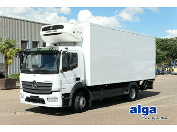 Refrigerator truck Mercedes-Benz 1224 L Atego, Thermo King T1000, 6,4 m. lang,LBW
