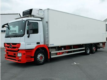 Mercedes-Benz ACTROS 2532*370000KM*EURO5*BOX 9m77*Tail lift 2T  - refrigerator truck