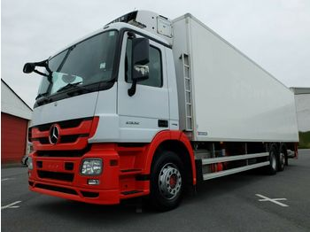 Mercedes-Benz ACTROS 2532*407000KM*EURO5*BOX 9m77*Tail lift 2T  - refrigerator truck