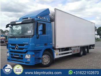 Refrigerator truck Mercedes-Benz ACTROS 2536 lamberet thermo-king