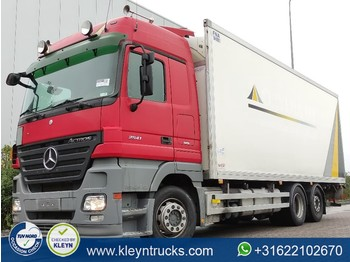 Refrigerator truck Mercedes-Benz ACTROS 2541 6x2 thermoking