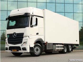 Refrigerator truck Mercedes Benz ACTROS 2845 EURO 6 6X2 NEW DIRECTLY AVAILABLE