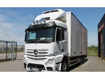 Mercedes-Benz ACTROS 963-0-C Euro 5  - refrigerator truck