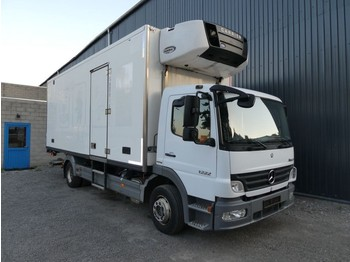 Mercedes-Benz ATEGO 1222 CARRIER SUPRA 950 MULTITEMP EURO 5 3 ROOMS/CHAMBRES 2 STUCK/PIECES - refrigerator truck