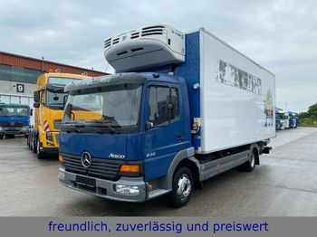 Refrigerator truck Mercedes-Benz * ATEGO 815 * THERMO KING TS 200 * ANALOG TACHO