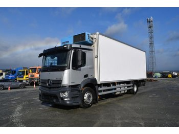 Refrigerator truck Mercedes-Benz Antos 1833 / Frigo Block / EURO 6 / LBW / TÜV