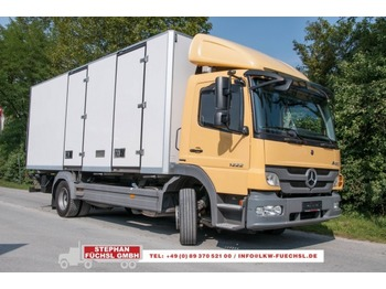 Refrigerator truck Mercedes-Benz Atego 1222L Kühlkoffer V 300 260tkm(!)