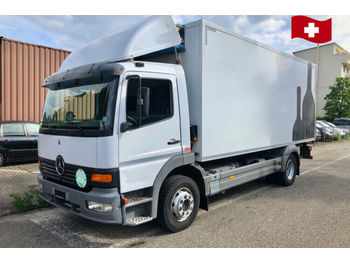 Refrigerator truck Mercedes-Benz Atego 1223: picture 1