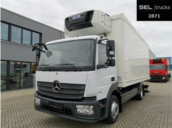 Refrigerator truck Mercedes-Benz Atego 1223 4X2 / Carrier / Engine Brake