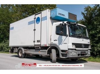 Refrigerator truck Mercedes-Benz Atego 1224L LKW Kühlkoffer mit Ladebordwand