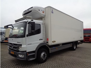 Refrigerator truck Mercedes-Benz Atego 1522 + Euro 5 + Thermo King T-800R + ATP