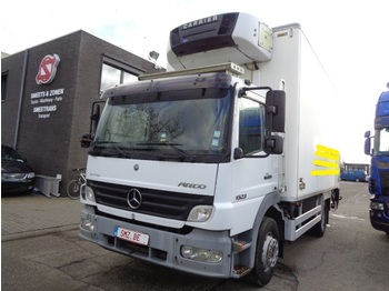 Refrigerator truck Mercedes-Benz Atego 1523 Chereau Carrier Supra 550 Top 1a