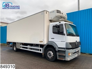 Refrigerator truck Mercedes-Benz Atego 1833 Chereau, Thermoking, Meat hooks, Analoge tachograaf, Manual