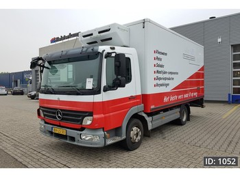 Mercedes-Benz Atego 816 Day Cab, Euro 5, NL Truck - refrigerator truck