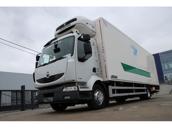 Refrigerator truck Renault MIDLUM 270 DXI + THERMO KING T1200 + D'Hollandia