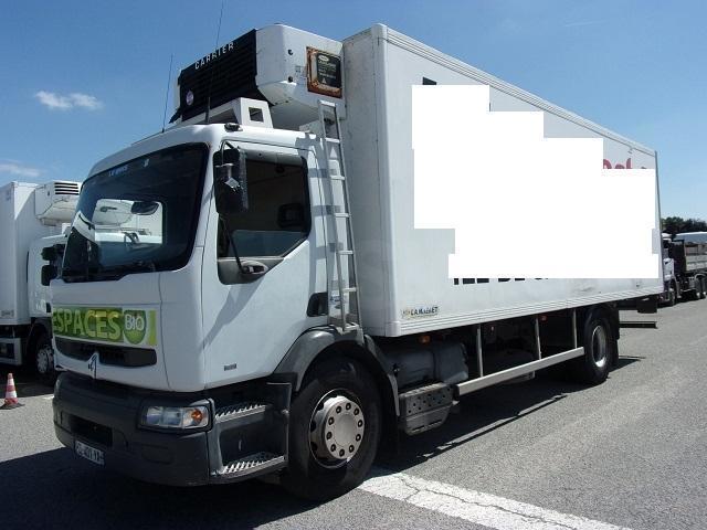 refrigerator truck Renault Premium 260