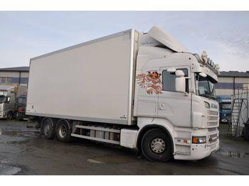 Refrigerator truck SCANIA R500 6X2